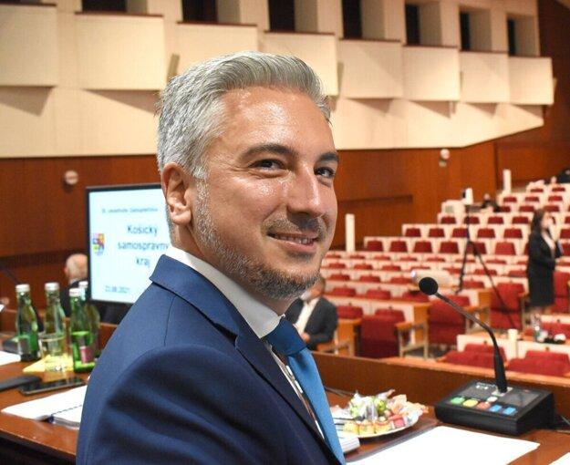 Košický župan Rastislav Trnka je s rozhodnutím spokojný.