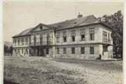 Berchtoldov palác na Trnavskom mýte.