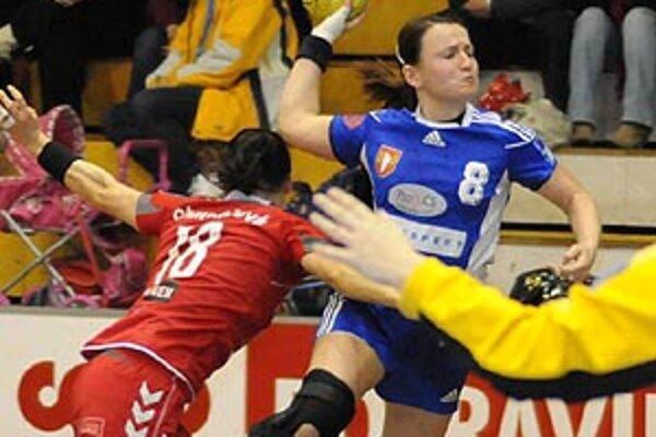Do zostavy Dusla sa vrátila po zranení Bérešová.