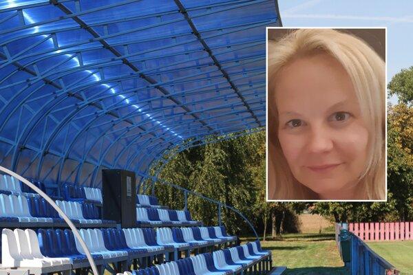 Poslankyňa obecného zastupiteľstva v Pate Monika Čambáliková nemá futbal ako svoju srdcovku, napriek tomu je priaznivo nastavená na podporu miestneho klubu.