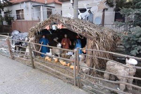 Betlehem v Diakovciach.