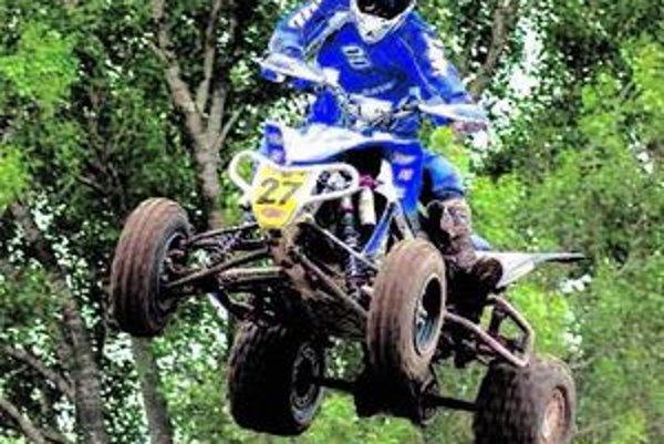K pretekaniu neodmysliteľne patrí aj riziko - stačí zle dopadnúť...