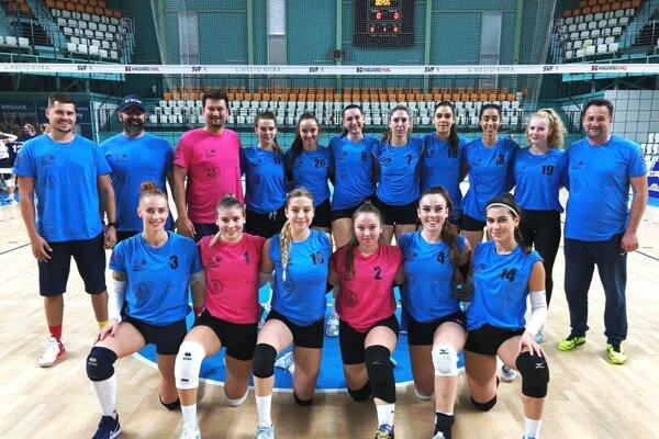Volley project UKF Nitra absolvuje turnaj na domácej pôde.