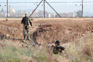 Izraelskí vojaci pátrali po väzňoch niekoľko dní.