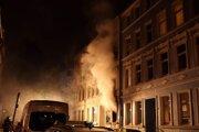 Požiar si vyžiadal dve obete