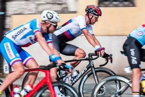 Športový TV program na dnes. V akcii bude Peter Sagan na MS v cyklistike 2021. Bratislava hostí MS vo vodnom slalome 2021.