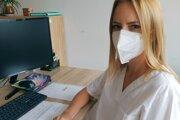 Onkologička Petronela Lalíková.