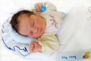 Filip Matej Baláž z Temeša sa narodil 17. 8. 2021 v Bojniciach