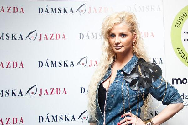 Zuzana Plačková na archívnej fotke z roku 2013.