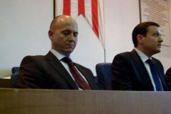 Policajný prezident a minister vnútra v Seredi.