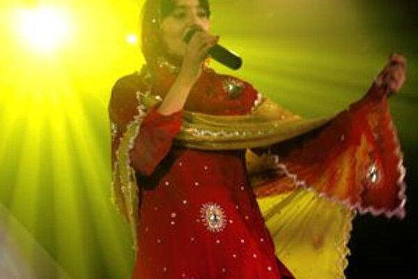 Záber z filmu Afganská superstar.