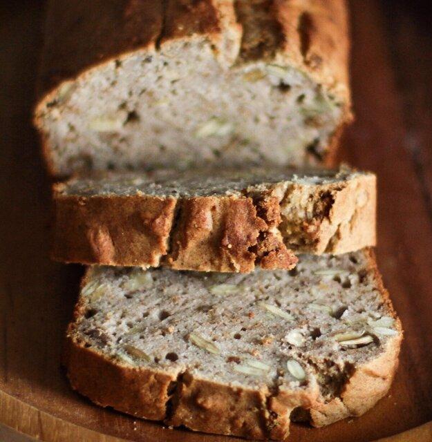 Celozrnný chlieb so slnečnicovými semienkami. Recept nájdete po kliknutí na obrázok.