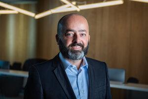 Zoltán Müller, CEO spoločnosti Lucron.