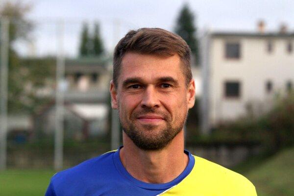 Kapitán Kováčovej Martin Turák.