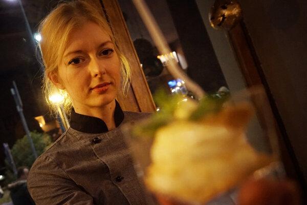 Účasť vsúťaži Lenke otvorila dvere do jednej znajznámejších florentských reštaurácií Don Fefé.