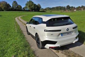 BMW iX xDrive 50