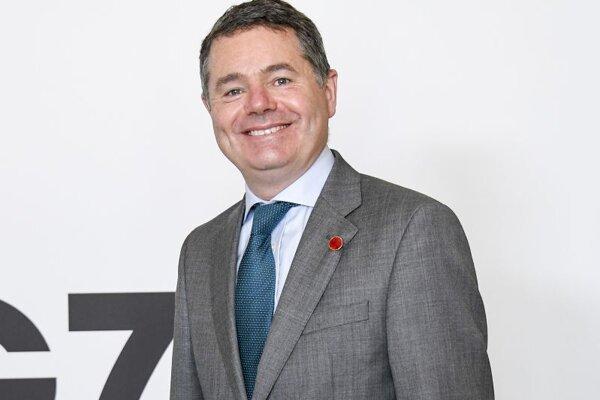 Írsky minister financií Paschal Donohoe.