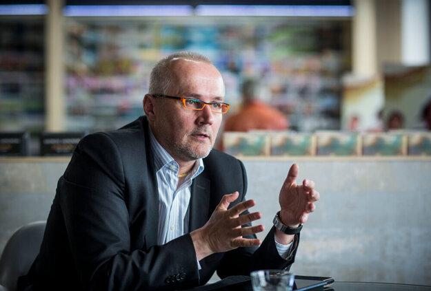 Dopravný analytik Ondrej Matej.