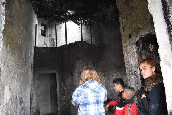 Zhorený byt na Luniku IX.