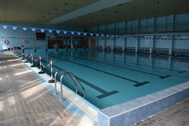 Plavecký bazén v humenskej plavárni sa dočká novej technológie filtrácie vody.