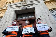 Zamestnanci nesúhlasia so zrušením Krajského súdu v Trenčíne aj z toho dôvodu, že je na ňom zachovaná špecializácia.