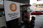 V Salvádore je bitcoin dokonca oficiálnym platidlom.