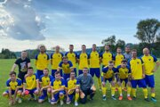 Futbalisti Lysej pod Makytou hrali výborne a súperovi nastrieľali šestnásť gólov.