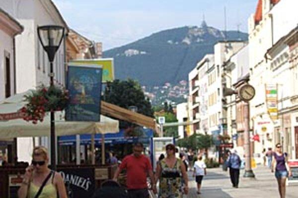 Vlani navštívilo Nitru viac turistov ako v roku 2008.