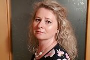 Sociálna pedagogička Dana Dolinayová
