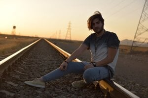 Iránsky režisér Hamidreza Hidaji