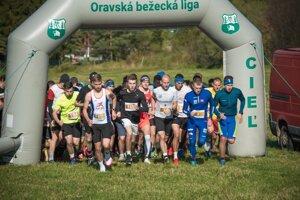 Na štart vBrezovici sa postavila takmer celá oravská elita.