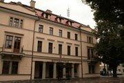 Mestský úrad v Levoči.
