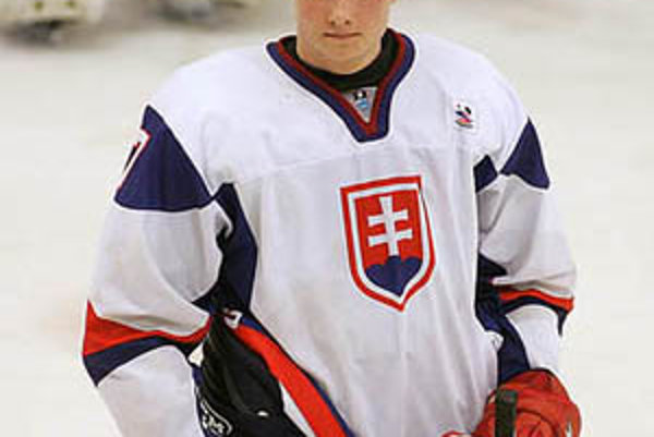 Reprezentant Marek Tvrdoň.