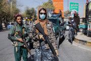 Bojovníci Talibanu.
