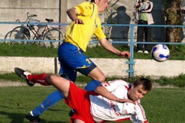 Palárikovo zdolalo ČFK Nitra 4:0. Nitranom strelil tri góly Jozef Pánik.