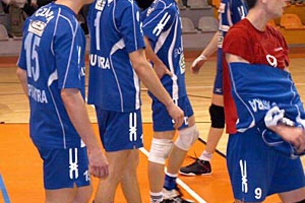 Volejbalisti Nitry si trúfali v semifinále na viac.
