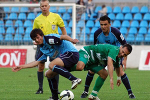 Futbalu v Nitre chýbali (nielen) góly