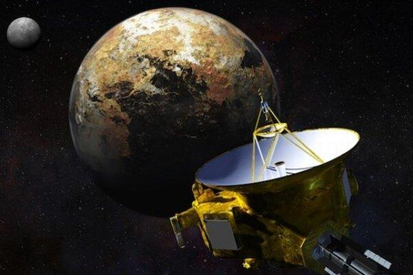 New Horizons priniesla dôležité informácie o Plute.