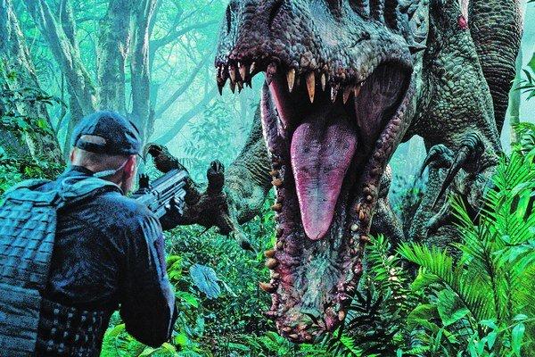 Uvidíme, či tvorcom Jurského sveta bude stačiť nový dinosaurus.