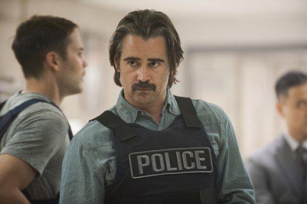 Temný prípad 2. Colin Farrell prevzal hlavnú úlohu.