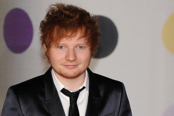 Ed Sheeran je britským spevákom roka.