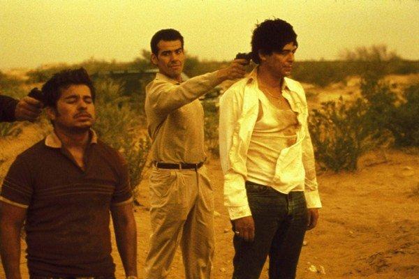 Benicio del Toro vo filme Traffic