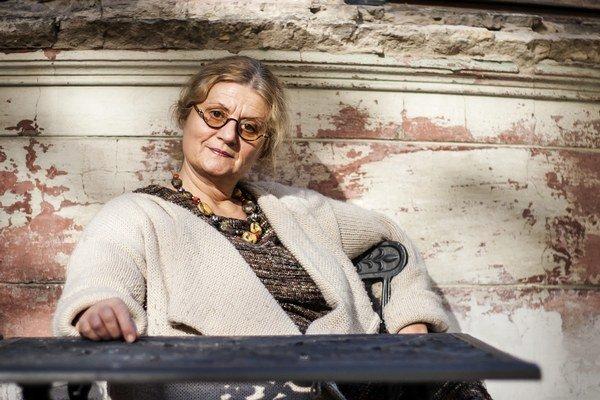 Filmová dramaturgička a pedagogička Zuzana Gindl-Tatárová.je tou, ku ktorej sa chodí po radu.