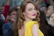 Americká herečka Emma Stone (25).