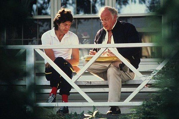 Jagger a Löwenstein.