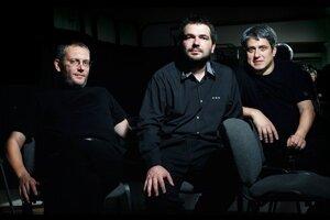 Triango: zľava Boris Lenko, Stano Palúch a Peter Breiner.