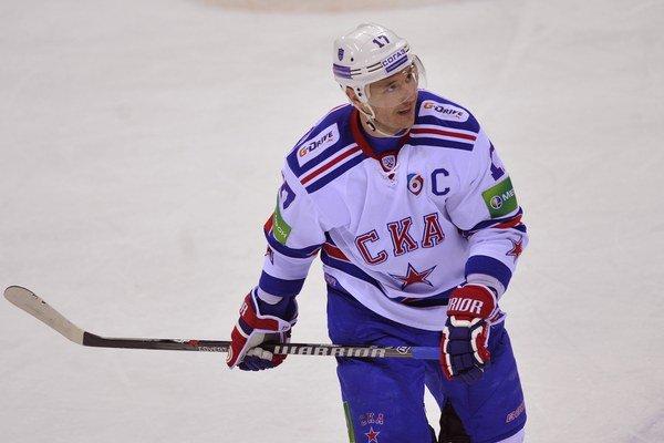 SKA Petrohrad vyhral základnú časť sezóny KHL 2017/2018.