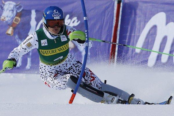 Veronika Velez Zuzulová naznačila v Aspene výbornú formu.