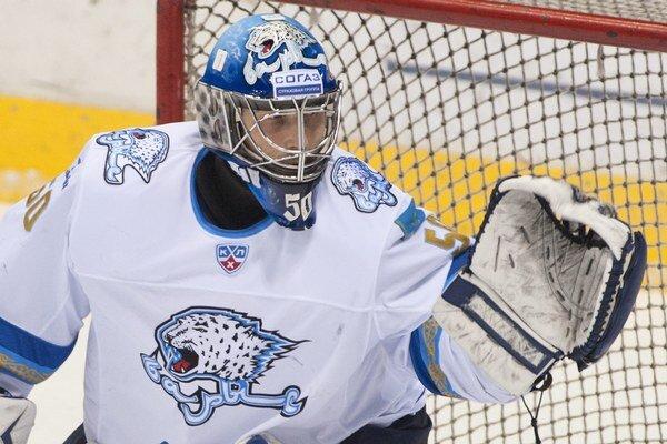 Ján Laco prispel k víťazstvu Astany na ľade Novokuznecku.