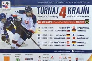 Slovenským mladíkom sa na domácom turnaji zatiaľ nedarí.